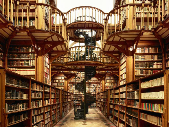 SEO Navigationsmenü_Das Bibliothek-Modell