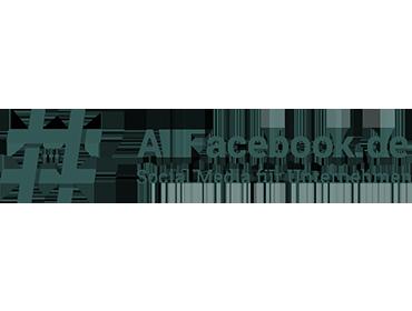 Allfacebook Logo