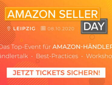 Banner des Amazon SellerDays 2020