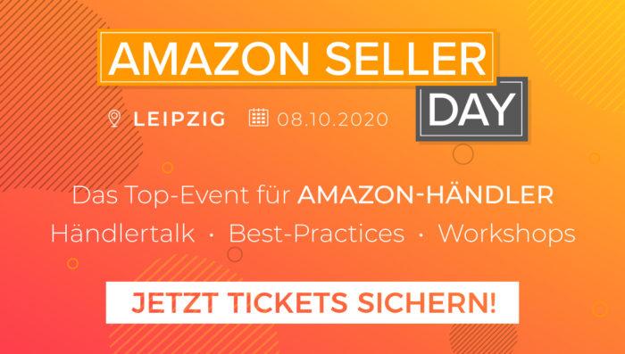 Banner des Amazon SellerDays 2020