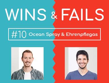 Wins & Fails 10 Cover