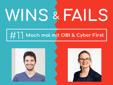 Wins & Fails #11 Cover