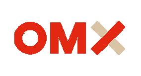 Logo der OMX