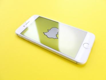 Titelbild Snapchat 2020