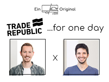 Titelbild #2 Trade Republic ...for one day _ Blog