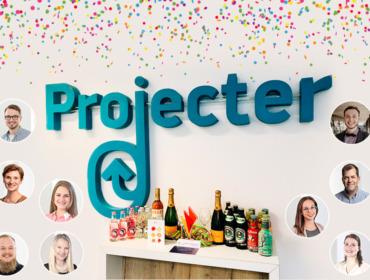 Titelbild Projecter gewinnt den Awin Agency Award