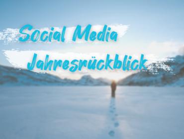 Titelbild des Social Media Jahresrückblick von Projecter