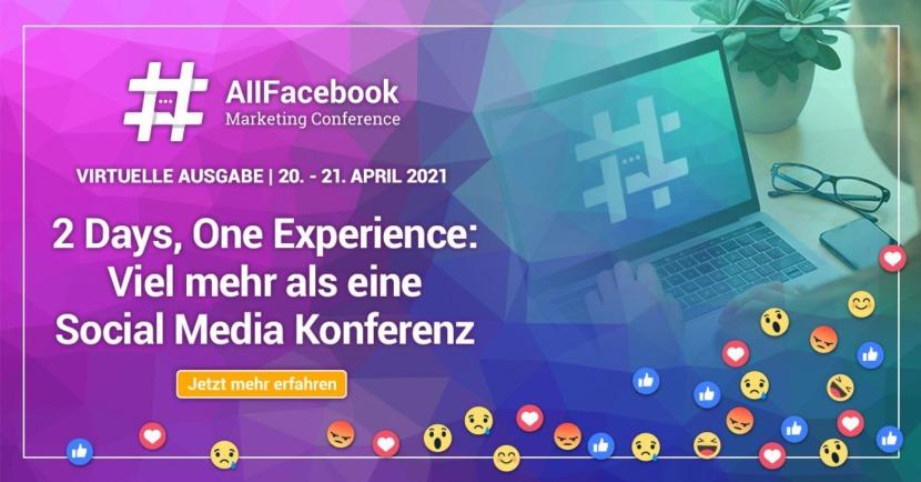 Werbebanner der AFBMC 2021 als Virtueller Ausgabe