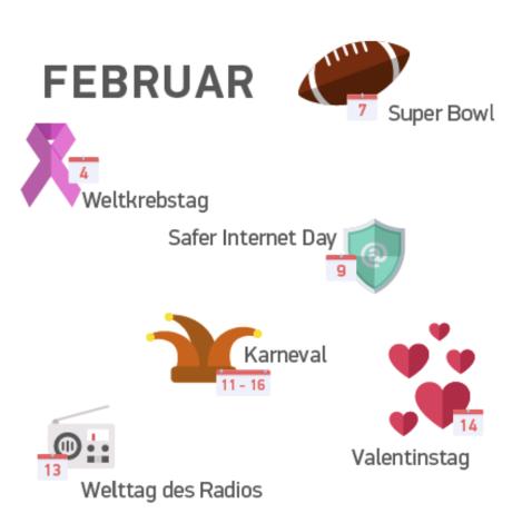 Thementipps Februar 2021