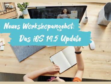 Titelbild Blogbeitrag zum iOS Update 14.5