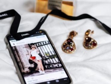 Titelbild Live Shopping auf Instagram