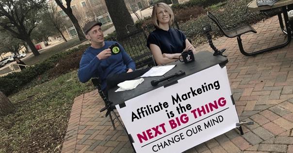 Meme zum Thema Affiliate Marketing mit Shopify