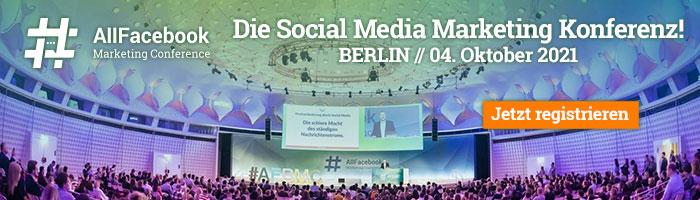 Banner AllFacebook Marketing Konferenz 2021
