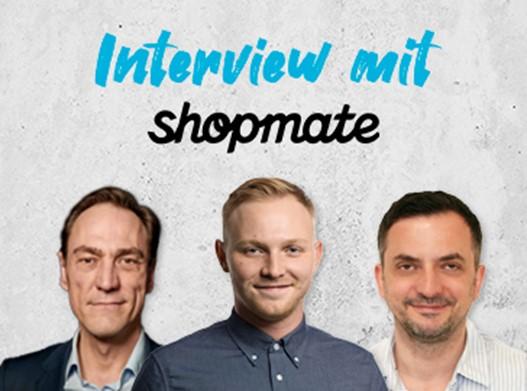 Titelbild Projecter Interview mit Shopmate